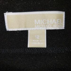 MICHAEL Michael Kors Skirts - Michael Kors 12 black mini skirt with elastic hip